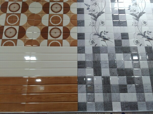 Animated Ceramic Wall Tile Bathroom Wholesaler From Chennai