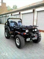 Mahindra Open Jeeps 2004 Rs 325000 Kilometer Khurmi Motor Id
