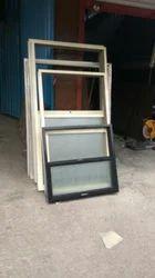 Aluminium Double Hung Window