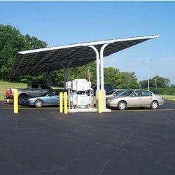 Solar Parking System