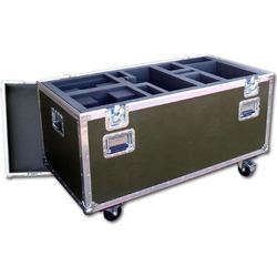 Flight Case with foaming