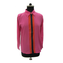 Red Ladies Shirt