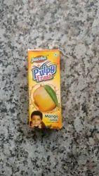 Pulpy Mango Juice