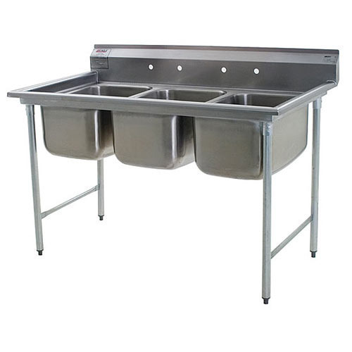 3 Compartment Sink Unit