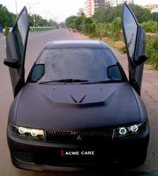 Black Car Modification Services
