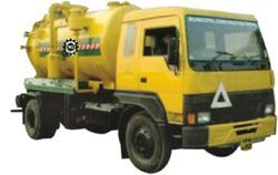 Sewer Suction Machines