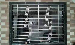 Window Grills furthermore Window Grill Design Stylish Look Safety likewise Stainless Steel Window Grills in addition Window Grills additionally 122303862523. on metal window grills design
