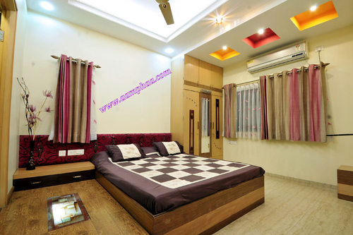 Modern Home False Ceiling Beautiful Bedroom Ceiling