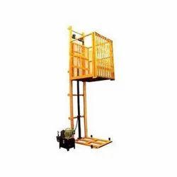 Hydraulic Goods Lift Elevator