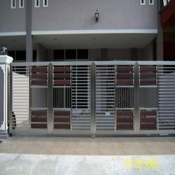MS Industrial Gates