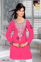 Dubai Tunic Top Kurti