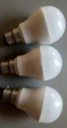 Round LED Bulb 7 Watt, Base Type: B22