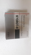 Drotaverine Hydrochloride 80mg Mefenamic Acid 250mg