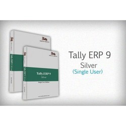Tally ERP9 (Silver) Single User (Price Excl. GST)