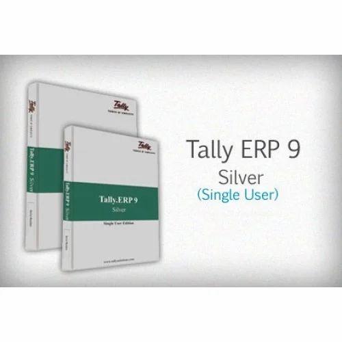 Tally Erp9 Silver Single User Price Excl Gst At Rs 17200 Set Tallyerp 9 ट ल क ल ए Erp9 स ल वर स गल य जर ट ल ईआरप 9 स ल वर स गल य जर ट ल ईआरप 9 स ल वर
