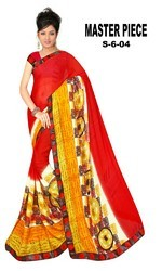 Printed Saree For Ladies
