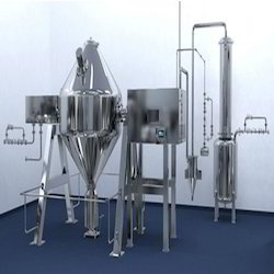 Vacuum Double Cone Dryer