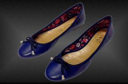 Leather Ladies Shoes