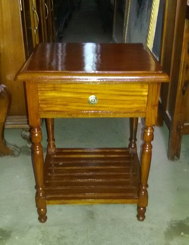 Teak Wood Side Table.Teakwood Side Table