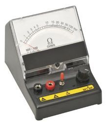 Analog Ohm Meter Calibration Services