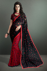 Georgette Casual Wear Sarees