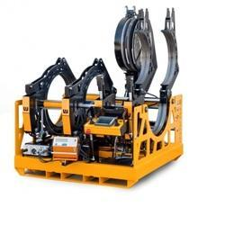 CNC Trench Field Welding Machines For HDPE Pipes