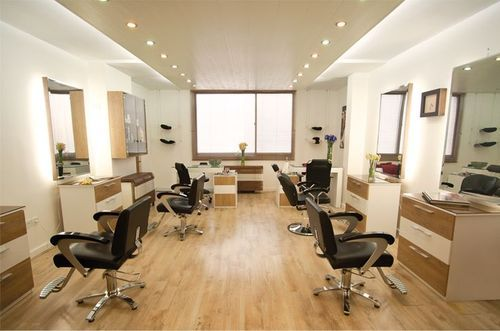Beauty Parlor Interior Design In Bhandupwest Mumbai ID 48 Stunning Parlor Interior Design Property