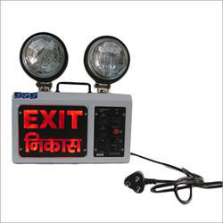 Emergency Exit And Nikas Light