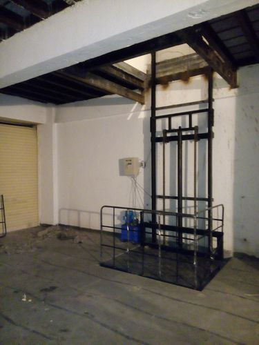 Industrial Lifts - Hydraulic Cage Lift Manufacturer from ...