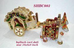 Bullock Cart Doli