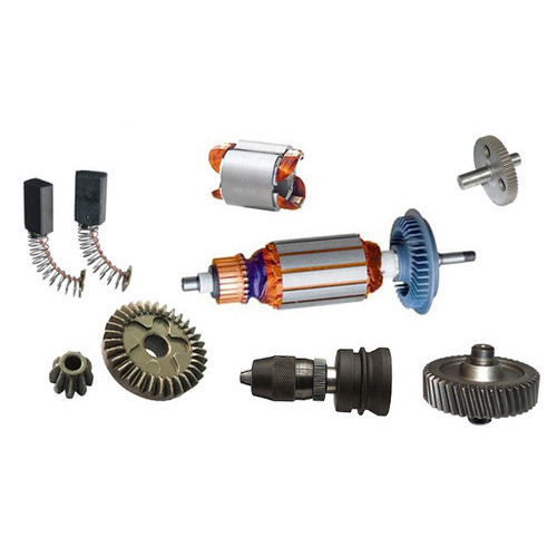 power tool spare part at rs 50 /piece | power tools spare ... hand tool power supply wire harness power tool schematics