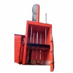 Dry Grass Pressing Machine, Capacity: 70 Ton Press