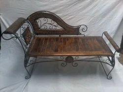 Brown Designer Diwan Sets wrought iron, Size: 42