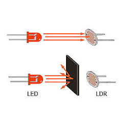 LDR Sensor - Manufacturers & Suppliers in India