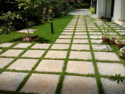 Natural Stone Or Bangalore Stone For Paving
