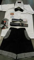 School Uniform Set For Boy