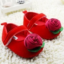 Red Rose Love Pretty Baby Pre Walkers