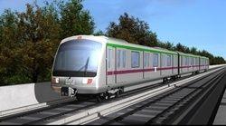 Metro rail wheel balancing system
