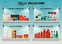 Jinx Hair & Salon & OTC & Cosmetic Products Service