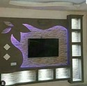 Gypsum Wall Design Work