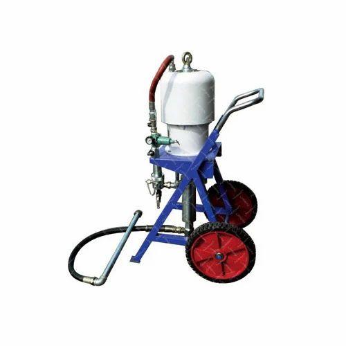 Airless Paint Pump, For Paint Spray Gun, Rs 150000 /unit Rolex Enterprise |  ID: 3066857591