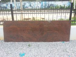 Brown Polished Granite Laying, For Flooring, Thickness: 19 mm