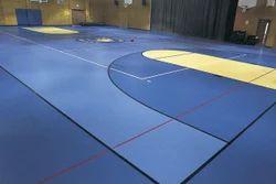 Indoor Sports Flooring