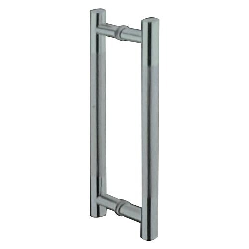 Glass Door Pull Handle Steel Well