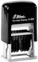 Shiny S-309 Self Inking Numbering Stamp