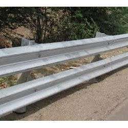 Road Guard Rails - Highway Guard rail Latest Price, Manufacturers