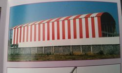 Structure Less Roofing Sheets