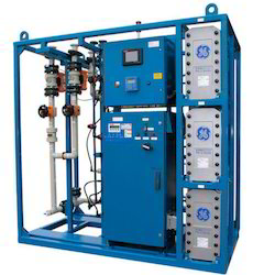 Electrodeionization Water Treatment Plant