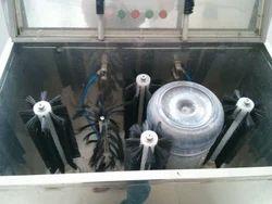 20 Liter Jar Brushing Machine