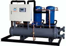 Water Cooled Scroll Chiller, 2-40 Tons